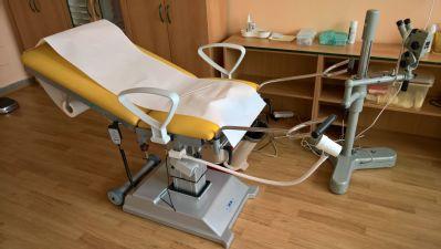 Gynekologie Podhorské nemocnice je vybavena novým vyšetřovacím křeslem