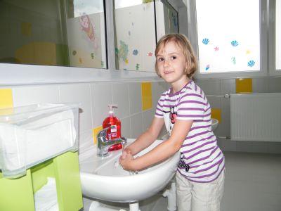 Podhorská nemocnice zve zájemce na osvětu ohledně hygieny rukou
