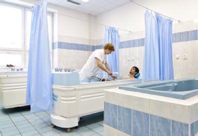 Nový rehabilitační program Podhorské nemocnice urychlí pooperační rekonvalescenci