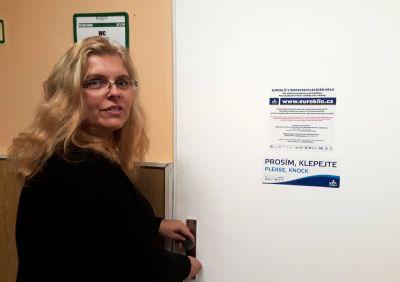 Přístupnější toaletu mají díky Euroklíči nově nemocní a hendikepovaní v Podhorské nemocnici