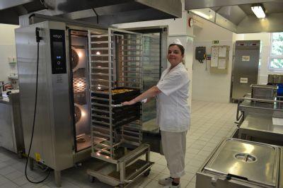 Stravu z kuchyně Podhorské nemocnice vyhledávají i firmy a veřejnost