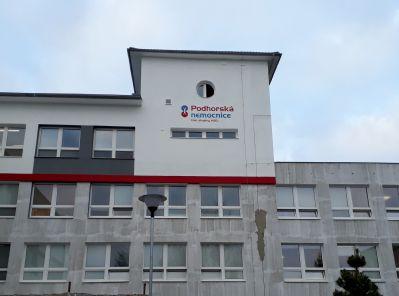 Podhorská nemocnice s novým CT přístrojem rozšíří spektrum nabízené péče