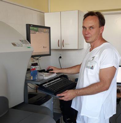 Laboratoře v Podhorské nemocnici používají nový laboratorní systém