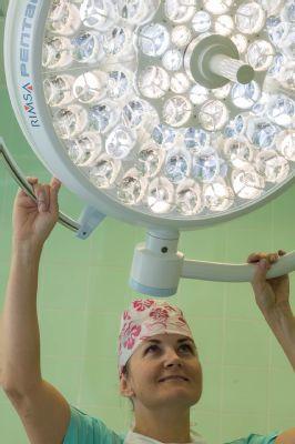 Nemocnice AGEL Podhorská investovala do vybavení operačních sálů
