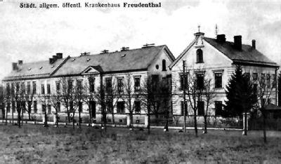 Nemocnice v Bruntále slaví 135 let
