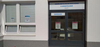 Nemocnice AGEL Podhorská otevřela odběrové místo pro indikované pacienty