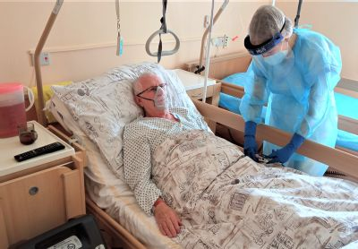 VNemocnici AGEL Podhorská funguje doléčovací jednotka pro postcovidové pacienty